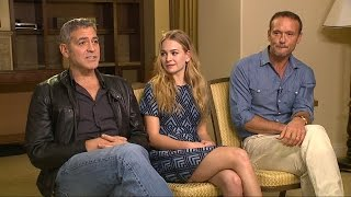 George Clooney Talks 'Tomorrowland,' Life with Amal