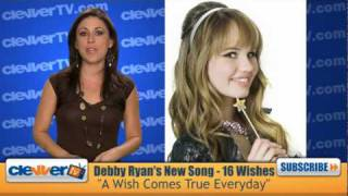 Watch Debby Ryan A Wish Comes True Everyday video