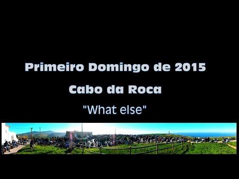 Triumph Street Triple - Primeiro Domingo 2015 - Cabo da Roca