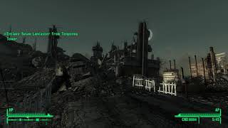 Fallout 3: Strictly Business (part 2 Arkansas)