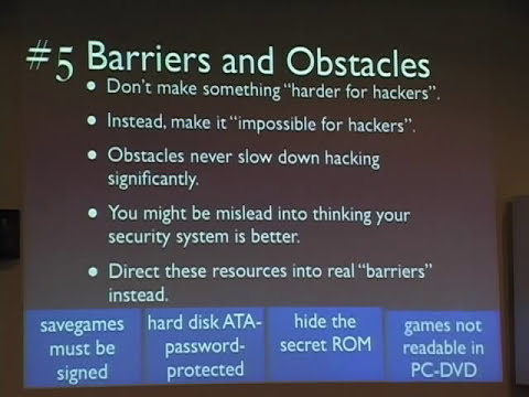Deconstructing The Xbox Security System