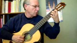 Ipanema and Desafinado - A C Jobim - Guitarist Stephen Boswell