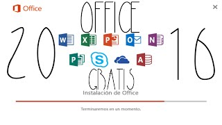 OFFICE 2016 + Activador (KMS) Windows (32&64) Español FULL (Links Activados)