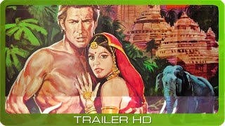 Tarzan Goes To India ≣ 1962 ≣ Trailer