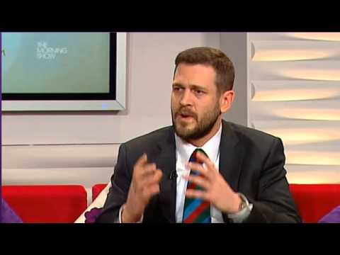 The Morning Show - Property Prices  and KBC banks, Wednesday, 23 January 2013