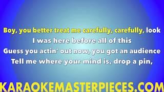 Be Careful Instrumental Cardi B Karaoke