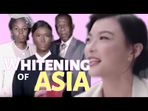 The Whitening of Asia - Racist Thai TV Commercials that will make your Jaw drop - Eng Subs