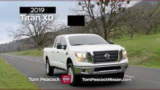 Tom Peacock Nissan Commercial Truck