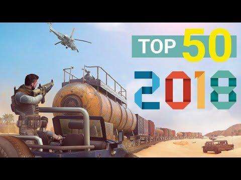 TOP 50 MEJORES JUEGOS ANDROID GRATIS 2018