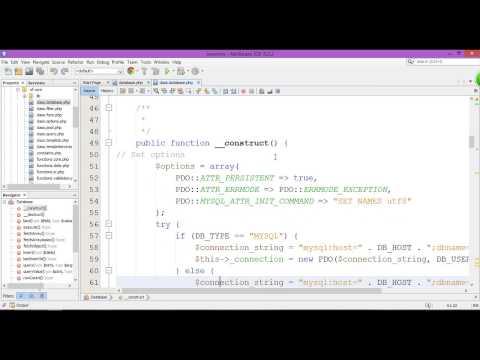 06 – Student Portal in PHP/MySQL (Pashto)