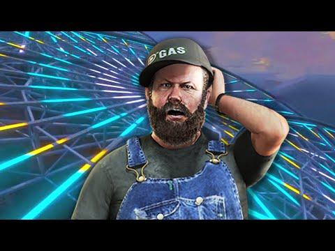 PS4 HACKED! Modders in GTA 5 Online - Ferris Wheels, UFOs & More! (GTA 5 News)
