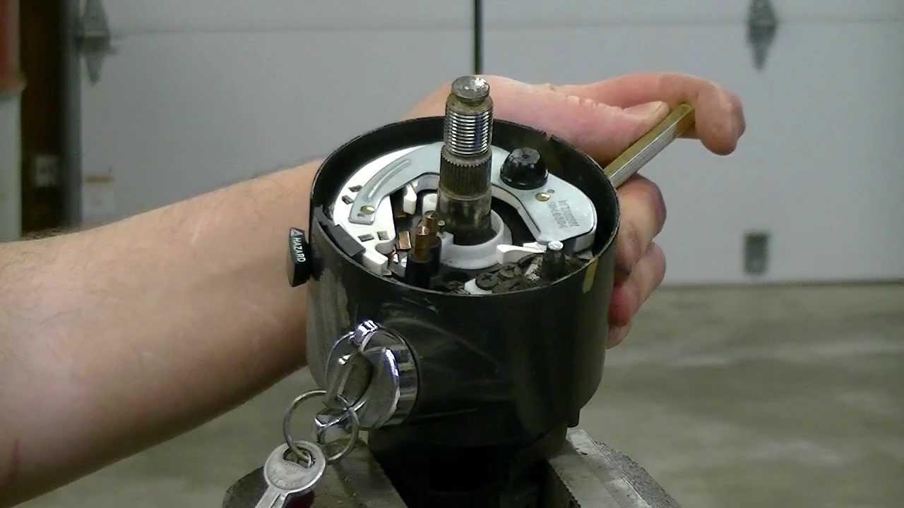Turn Signal Switch Repair 85 F 150 Diesel Youtube