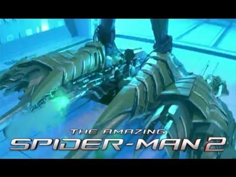 The Amazing Spider Man 2 Green Goblin Glider