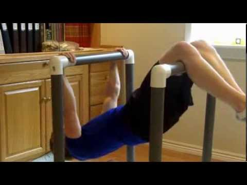 Parallel Bars Home How to Make Parallel Bars