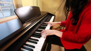 The Myth – Endless Love – Thần Thoại – Piano Cover