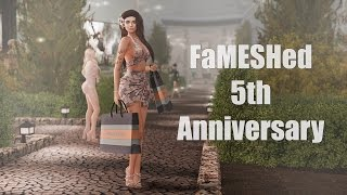 FaMESHed 5th Anniversary in Second Life