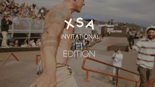 XSA Invitational F-1 edition: street and park finals