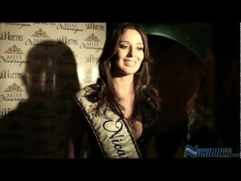 Cóctel con Miss Nicaragua 2011- Adriana Dorn (Miami, FL)