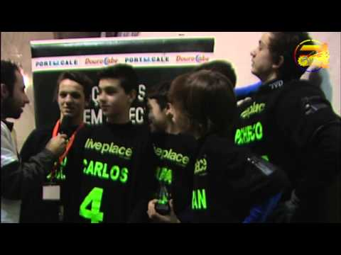 """I Supercup Plurisports"" - Blue Angels - Flash Vencedores do Torneio"