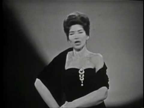 Maria CALLAS sings Carmen HABANERA in covent garden