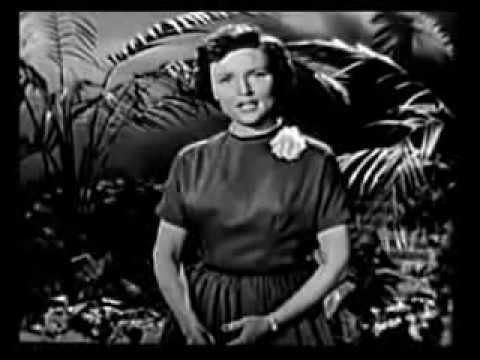 ♫ Betty White ♫ WISH YOU WERE HERE ♫ 1954 ♫