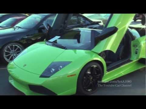 Cars Collection: Lamborghini Gallardo Lime