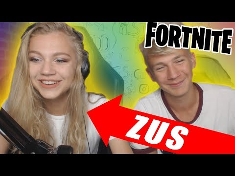 ZUS SPEELT FORTNITE! | ties