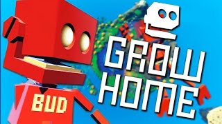 CUTEST GAME EVER | Grow Home #1