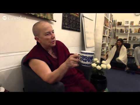 Ven. Robina Courtin 2013, D.b Emptiness video