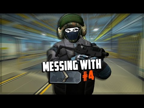 CS:GO Messing With Silvers! #4
