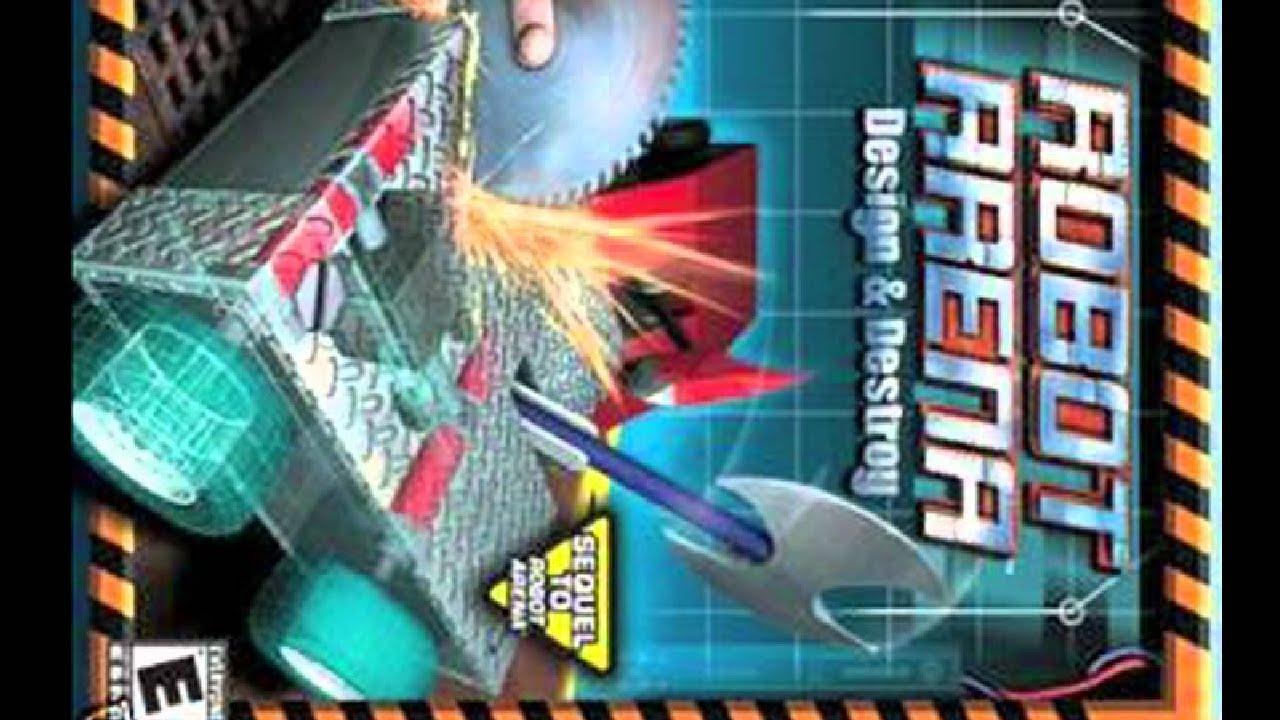 Robot Arena 2 Robot Designs Robot Arena 2 Design And