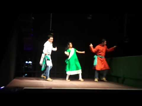 Jhoom barabar zoom performance by Anil Swapnil & Manisha in...