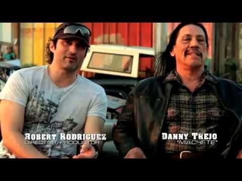 MACHETE KILLS (2013) - Official Trailer #1 | LADY GAGA, MEL GIBSON, DANNY TREJO