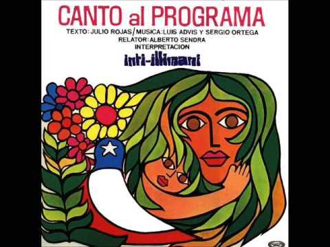 Inti-Illimani - El Canelazo