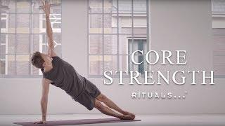 Core Strength - Vinyasa Power Yoga - Yoga with Rituals