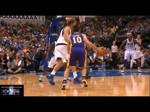 Steve Nash Lakers Offense Highlights 2012/2013 Part 2