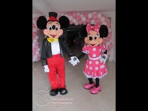 fiesta con tema de minnie mouse para niña 1 año | Party ...