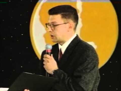 Benjamin Butković i Segmedina Srna - Voditelji  @ Miss BiH 1998