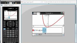 AP Calculus Removable Discontinuity ti-nspire cas cx graphics proof