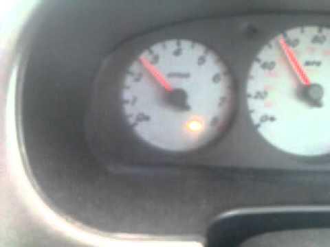 Nissan Primera P11 1.8 2001 Check engine light. revs jumping. Help me fix this :)