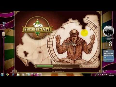 Tutorial: Descargar e instalar Los Sims Medieval.FULL.gratis(Español)+Prueba