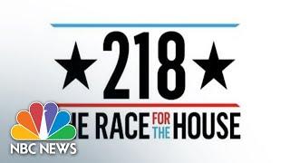 Watch Live: Steve Kornacki Previews Tomorrow's Must-Watch House Races | NBC News