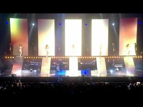 Girls Aloud - Miss You Bow Wow + Dance Interlude [out Of Control Tour Dvd] video