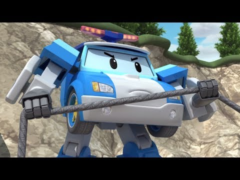 Робокар — мультики про машинки — Поспешишь — всех насмешишь (HD) — Серия 7