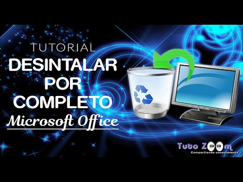 Tutorial Desinstalar por Completo Microsoft Office 2010