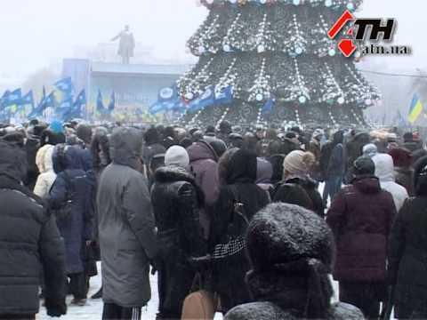 22.01.14 - Гей-истерика мэра Харькова. Весь майдан Кернес свёл к ... сексменьшинствам.
