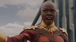 Black Panther: Danai Gurira