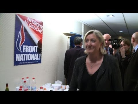 French far-right triumphs in local polls