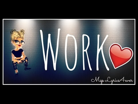 Msp Music Videos: Work Rihanna thumbnail