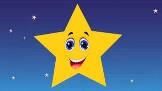 Twinkle Twinkle little star - Nursery Rhymes - Estrellita dónde estás en inglés